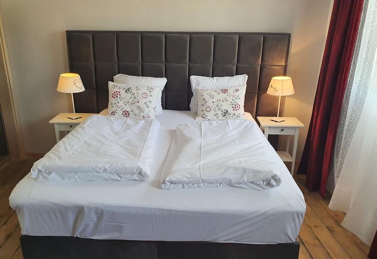科赫姆奧斯特里亞德維諾飯店, 柯赫姆, 都會雙人房, 城市景觀, 客房