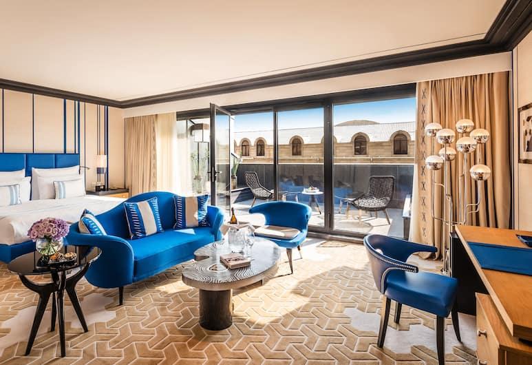 Отель Dinamo Баку, только для взрослых, Баку, Полулюкс, Номер