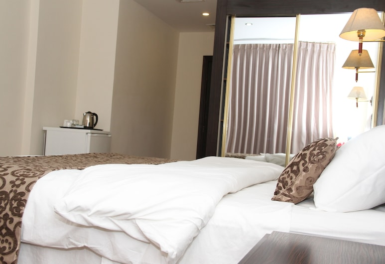 Jeddah Palace Hotel, Amman, Dubbelrum, Gästrum