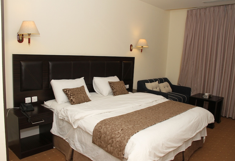 Jeddah Palace Hotel, Amman, Double Room, Guest Room