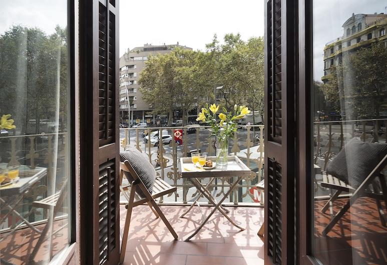 Fira Luxury Nextdoor, Barcelona, Leilighet, 3 soverom, balkong, Balkong