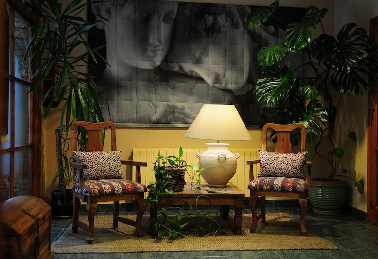 Hotel Eth Pomer, Vielha e Mijaran, Sitteområde i lobbyen