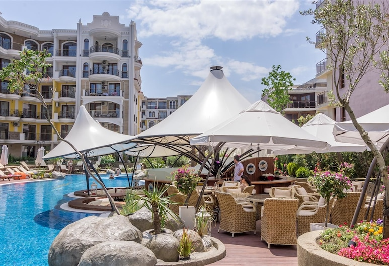 Harmony Suites Monte Carlo, Sunny Beach, Restaurante