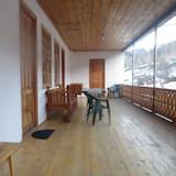 標準雙人房, 共用浴室, 山景 - 客房
