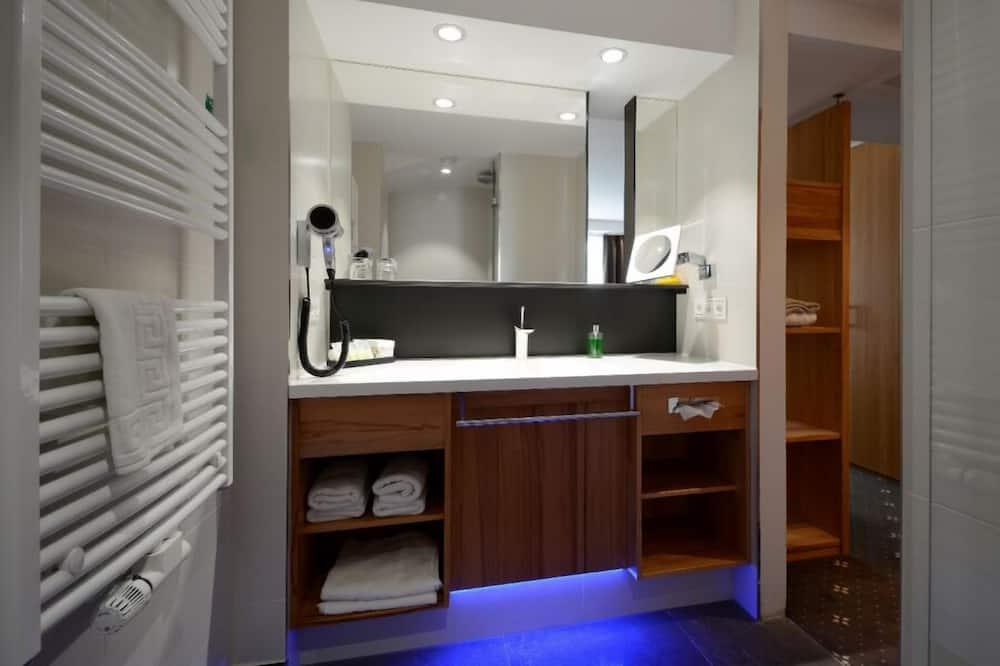 高級單人房 - 浴室