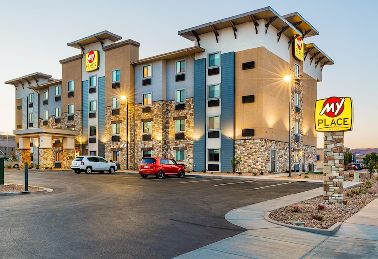 My Place Hotel-St. George, UT, St. George, Ārpuse