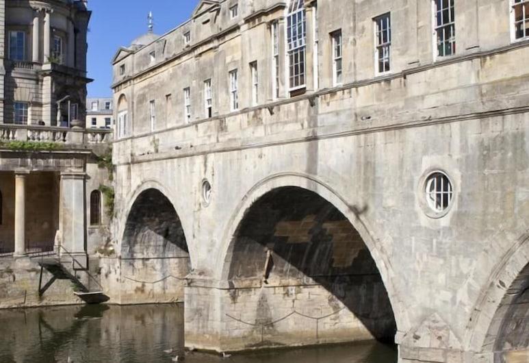Paragon Place, Bath, Okolica objekta
