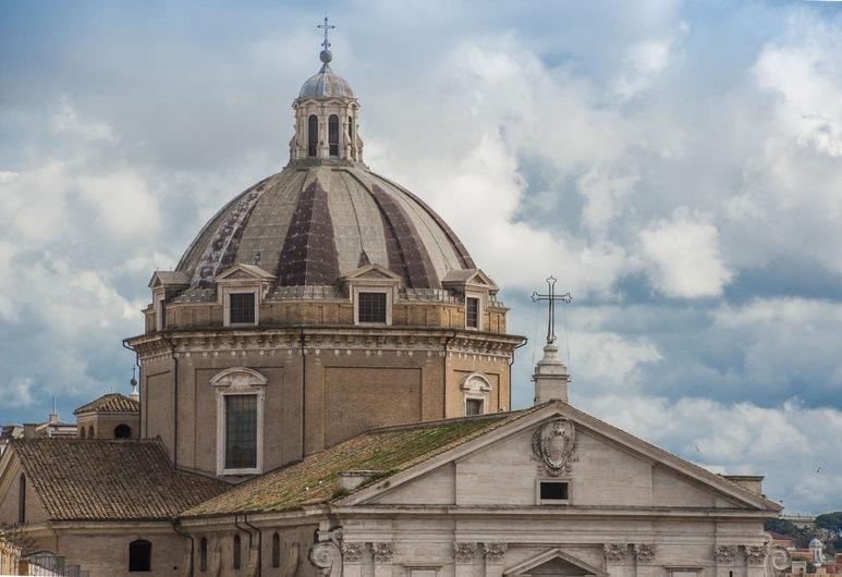 Argentina Style View, Rooma, Näköala hotellista