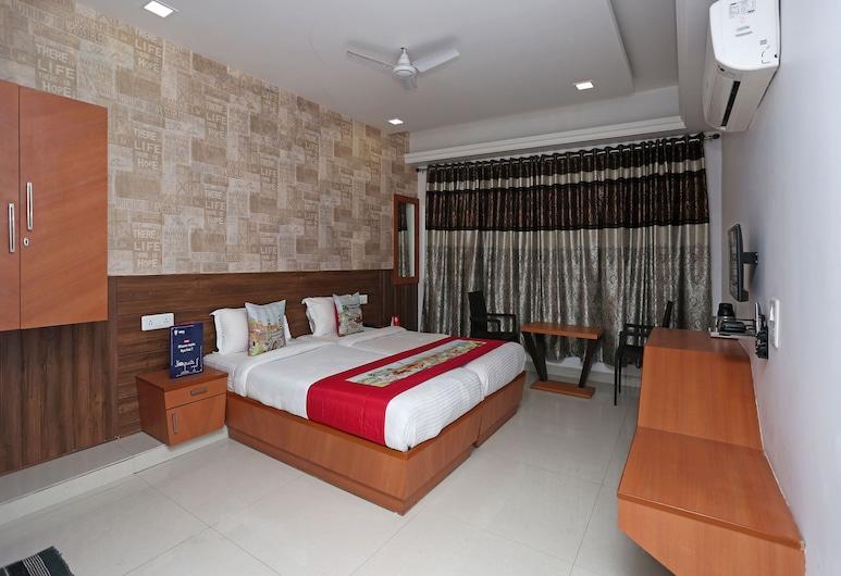 OYO 10263 Hotel Grand Nishat, Patna, Pokój dwuosobowy z 1 lub 2 łóżkami, Pokój