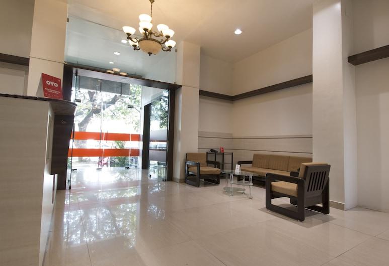 OYO 541 Apartment Hotel Siesta Springs, Pune, Interior Entrance