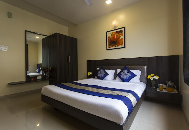 OYO 9088 Hotel Bhagyashree Executive, פונה, חדר זוגי או טווין, חדר אורחים