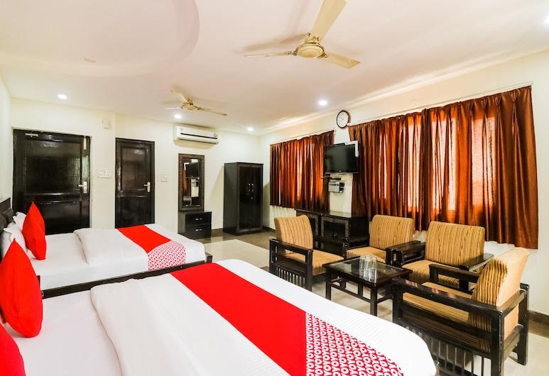 OYO 9848 Hotel Dev Palace, Rishikesh, Soba za goste