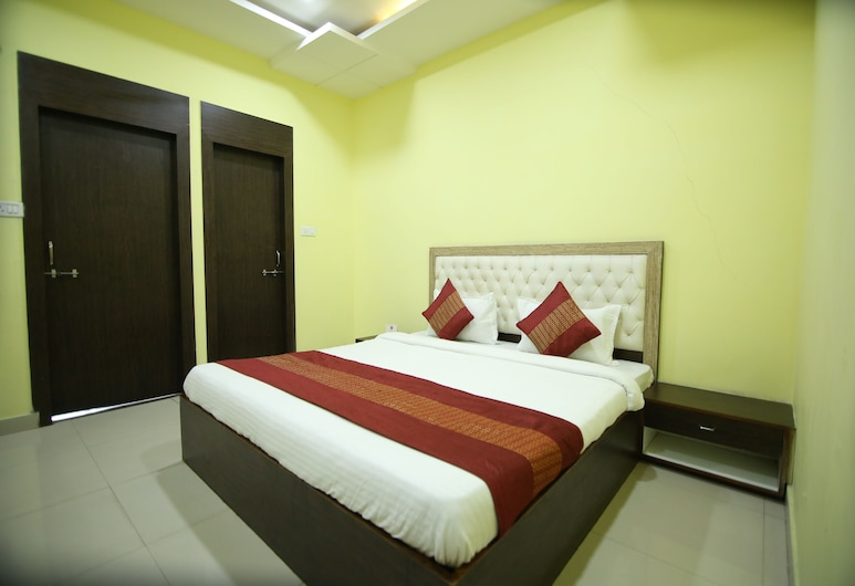 OYO 4154 Hotel Pearl, Raipur, Dvokrevetna soba, Soba za goste
