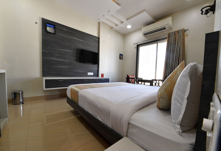 OYO 4155 Hotel The Sudesh, Raipur, Double or Twin Room, Guest Room