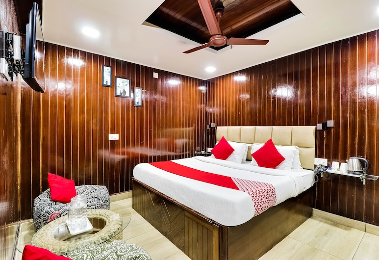 OYO 3361 Hotel Kapital, Shimla, Double or Twin Room, Guest Room