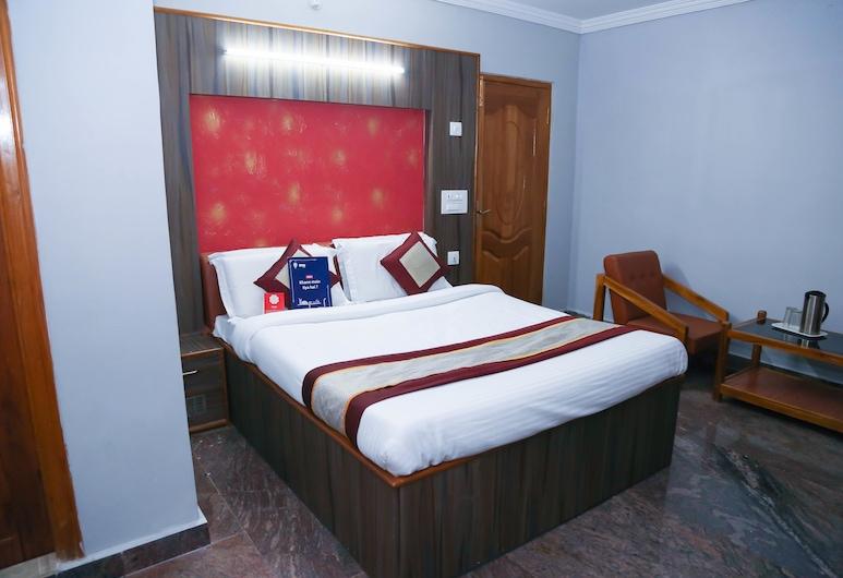 OYO 8828 Holidays Dollars Grand, Tirupati, Pokoj s dvoulůžkem nebo 2 jednolůžky, Pokoj