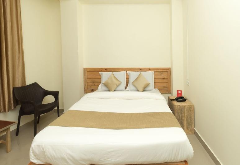 OYO 3996 HKJ Residency, Варанасі, Двомісний номер (1 двоспальне або 2 односпальних ліжка), Номер
