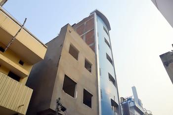 Nuotrauka: OYO 9832 Hotel Bleue Mont, Varanasi