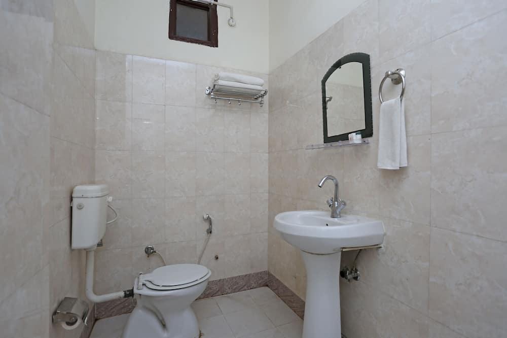 豪華雙人或雙床房, 1 張特大雙人床 - 浴室