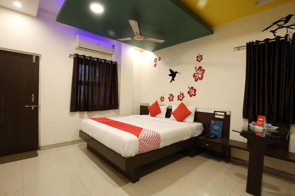 Dobbeltværelse med dobbeltseng eller 2 enkeltsenge - Værelse