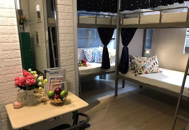 Apple Hotel (Sai Ying Pun), Hong Kong, Svefnskáli - aðeins fyrir karla, Herbergi