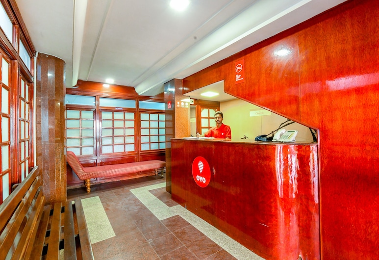 OYO 11328 Hotel Chandrika Residency, Ernakulam, Reception