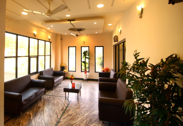 OYO 10943 Hotel Plus Corporate, Hingana, Lobby Sitting Area