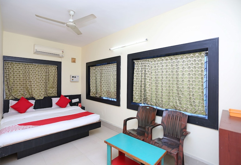 OYO 5719 Hotel Jannat Palace, Bhubaneshwar, Habitación con 1 cama doble o 2 individuales, Habitación