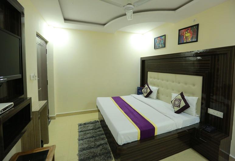 OYO 8883 Hotel Comfort Zone, Lucknow, Quarto Duplo ou Twin, Quarto