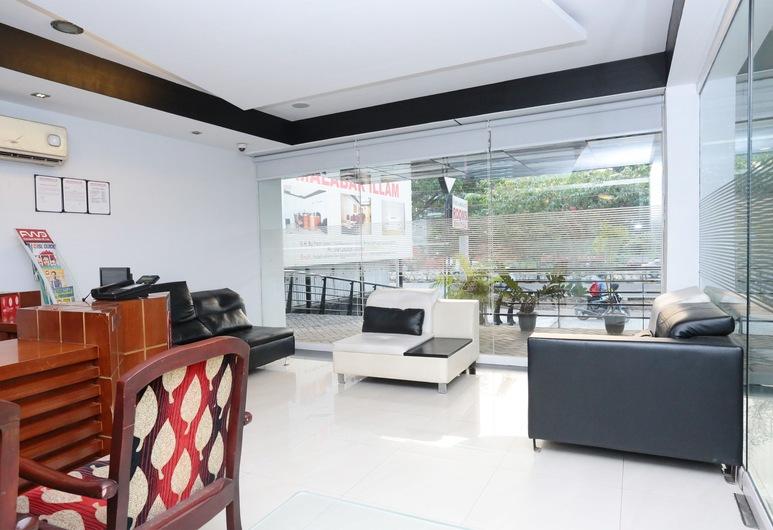 OYO 10611 Hotel Malabar Illam, Kochi, Lobby