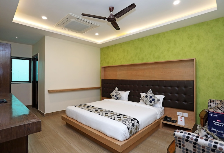 OYO 11666 Hotel Prakash Inn, Lucknow, Double or Twin Room, Guest Room