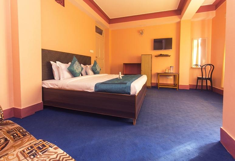 OYO 10586 Hotel Tulip Residency, Gangtok, חדר זוגי או טווין, נוף מחדר האורחים
