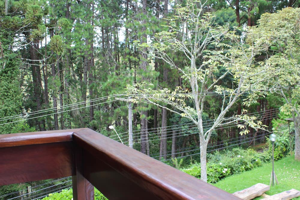 Třílůžkový pokoj - Balkón