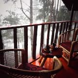 Family Duplex, 2 Bedrooms, Fireplace, Mountainside - Balcony