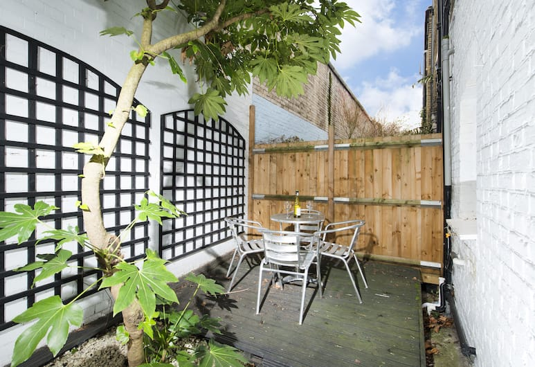 Bright and Spacious 2BR Flat in Islington, London, Apartment, 2 Bedrooms, Terrace/Patio