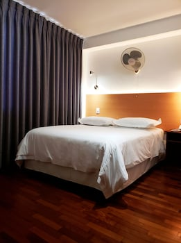 Nuotrauka: Hotel El Carmelo, Lima