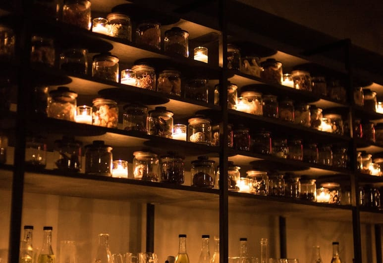 The Assemblage John Street, Nowy Jork, Bar hotelowy
