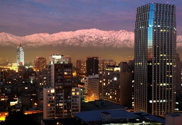 Apartments Monjitas, Santiago, View from property
