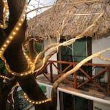 Design Room, Garden View - Balcony