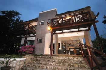 在巴卡拉尔的庞丘别墅照片