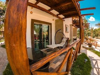 A(z) Pancho Villas hotel fényképe itt: Bacalar