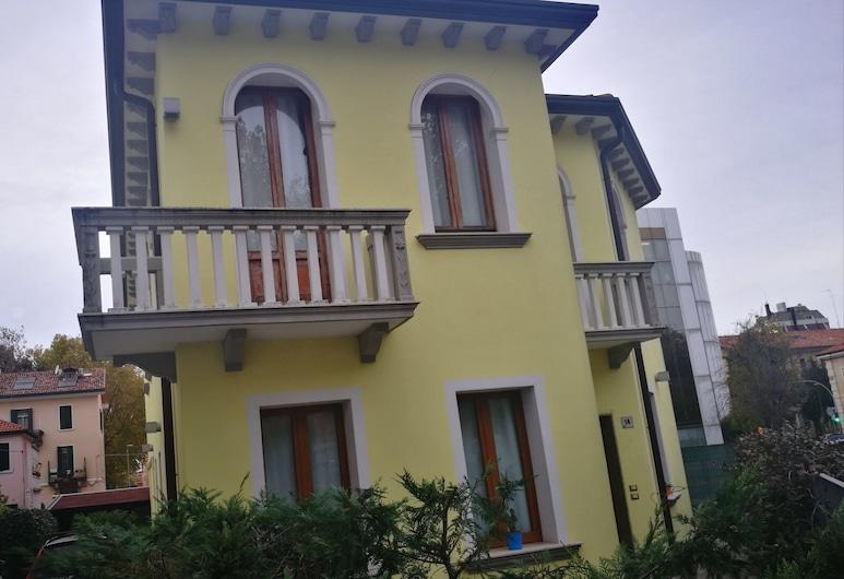 Residence Villa Rendina, Mestre, Pohľad na hotel