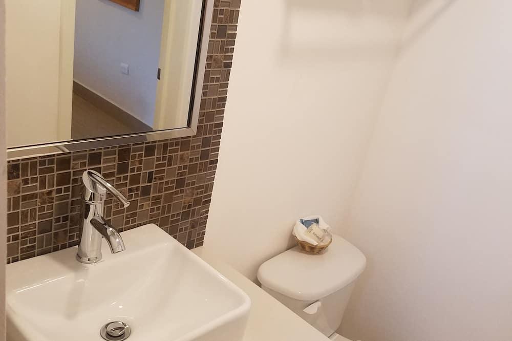 Jednolôžková izba, 1 dvojlôžko - Kúpeľňa
