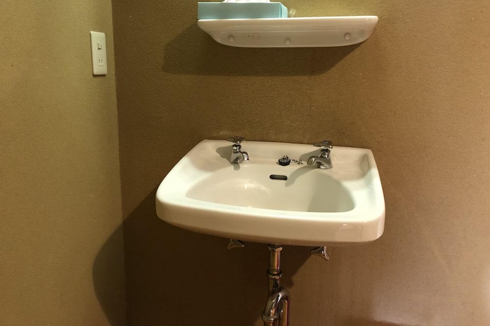 Traditional-huone, Jaettu kylpyhuone (Superior Japanese Style) - Kylpyhuoneen pesuallas