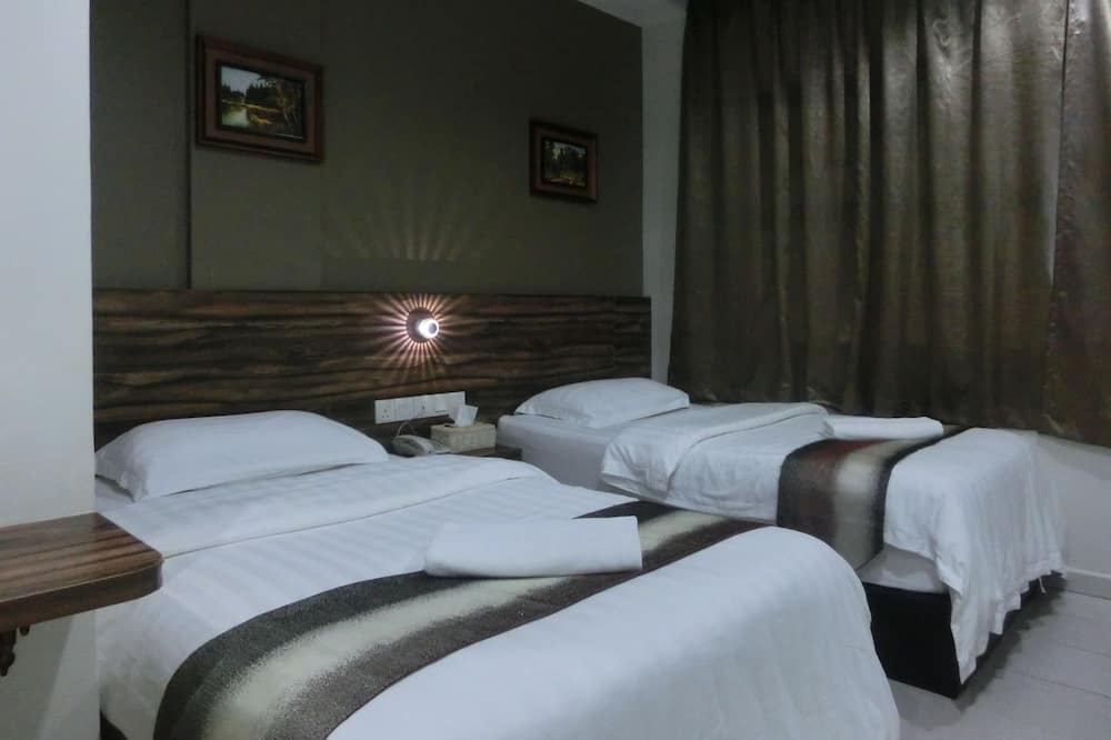 Standard Twin - Guest Room