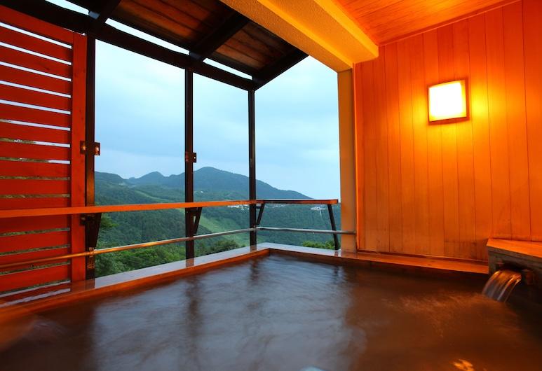 호텔 히가시타테, 야마노우치, 천연 수영장