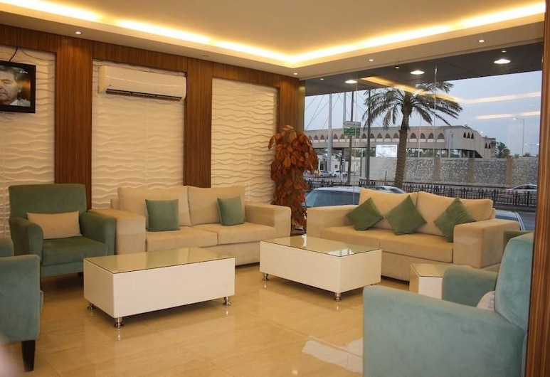 Meera Suites 4, Ριάντ, Καθιστικό στο λόμπι