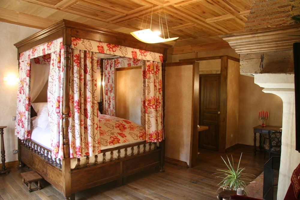 Rodinná izba (Marguerite d'Anjou) - Hosťovská izba