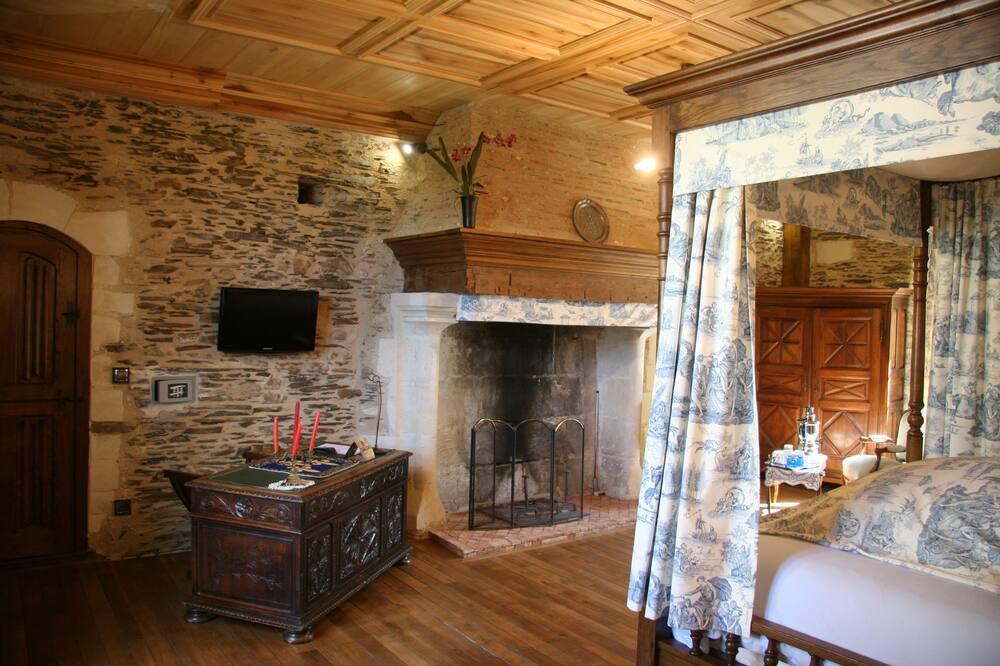 Rodinná izba (Jeanne de Laval) - Hosťovská izba