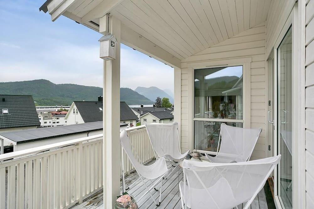 Panoramic Villa, 3 Bedrooms, Ocean View - Balkoni